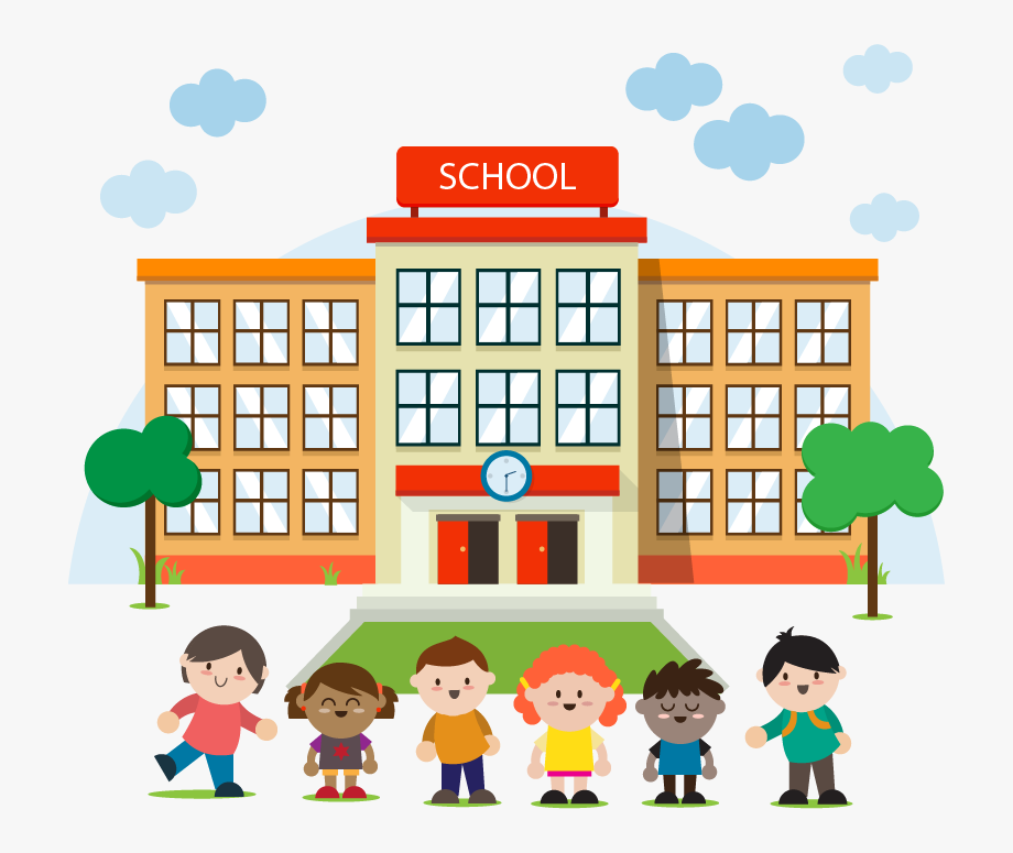 before and after school care logo